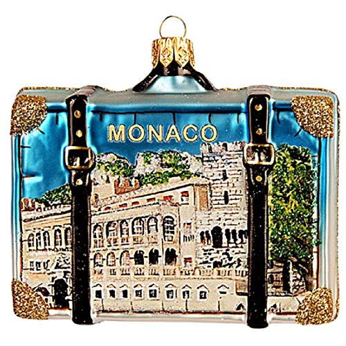 Pinnacle Peak Trading Company Monaco Travel Suitcase Polish