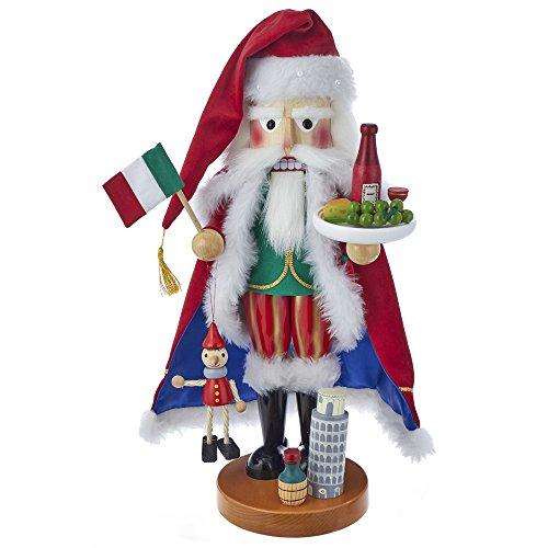 Kurt Adler 18.5″ STNBCH Italian Santa Nutcracker