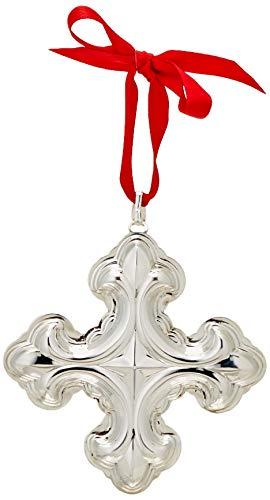 Reed & Barton 48th Edition Cross Ornament,