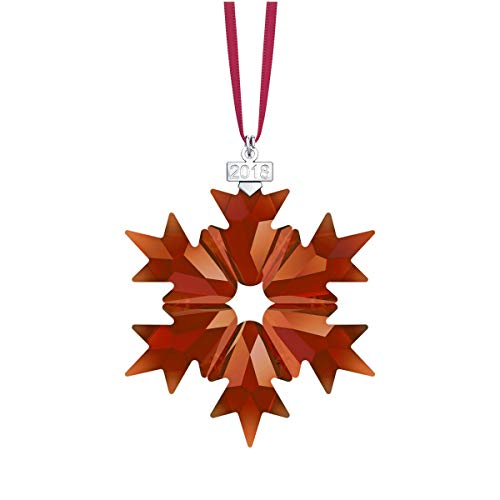 Swarovski Annual Edition 2018 Christmas Ornament, Red