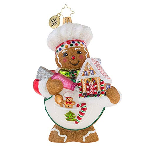 Christopher Radko Sweetest Chef Around Christmas Ornament