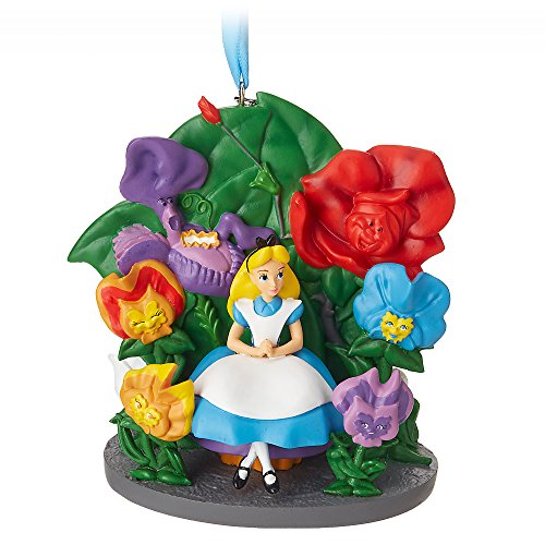 Disney Alice in Wonderland Sketchbook Ornament