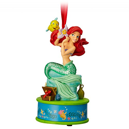 Disney Ariel Singing Sketchbook Ornament – The Little Mermaid