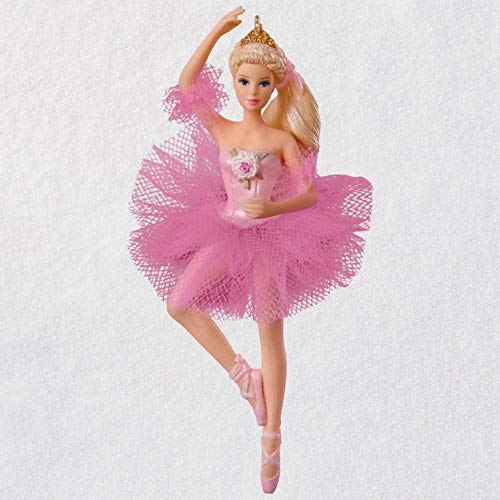 Hallmark Barbie Ballet Wishes Ornament Hobbies & Interests,Toys & Gaming