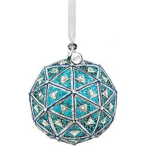 Waterford 2019 Times Square Masterpiece Ball Ornament 6.9″