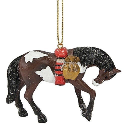 Enesco Trail of Painted Ponies Trail of Tears Ornament, 2.08 by Enesco