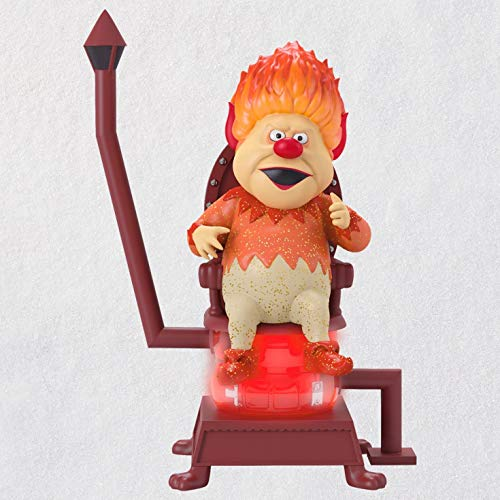 Hallmark The Year Without a Santa Claus He's Mr. Heat Miser! Ornament Movies & TV