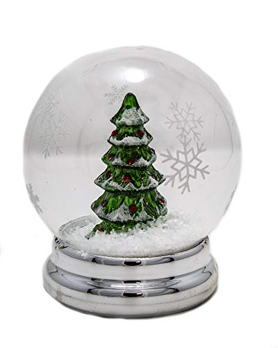 ReLive – 4.75″ LED Christmas Tree Snowglobe