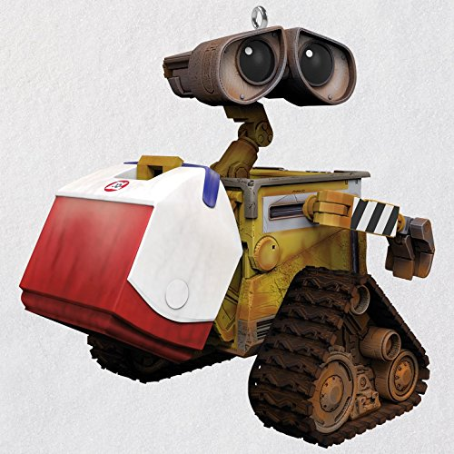 Hallmark Keepsake Christmas Ornament 2018 Year Dated, Disney/Pixar Wall-E 10th Anniversary