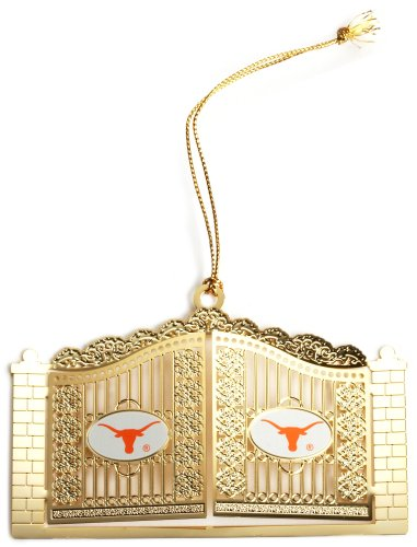 ChemArt Texas Gates Ornament