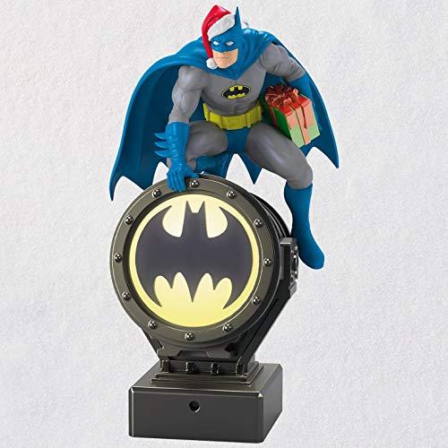 Hallmark Batman Peekbuster Motion-Activated Sound Ornament Movies & TV,Superheroes