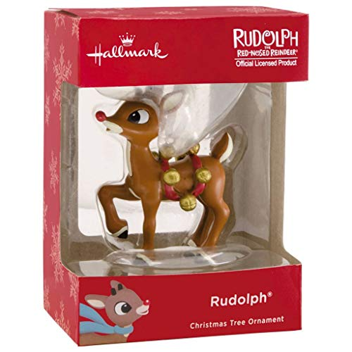 Rudolph Hallmark 2018 The Red-Nosed Reindeer Ornament