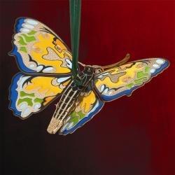 Baldwin Butterfly Ornament