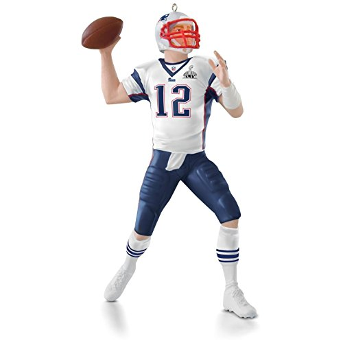 NFL New England Patriots Tom Brady 2015 Hallmark