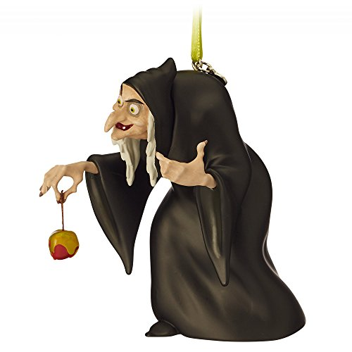 Disney Evil Queen as Hag Sketchbook Ornament – Snow White and The Seven Dwarfs