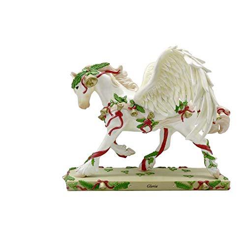 Enesco Trail of Painted Ponies Gloria Figurine 7.75″ Multicolor