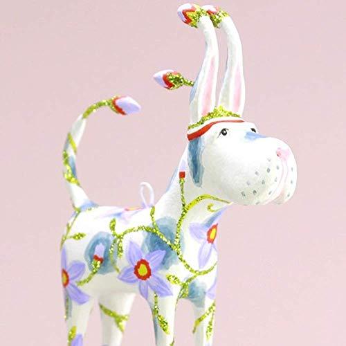 Patience Brewster Mini Grant Great Dane Figural Ornament
