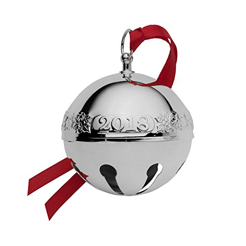 Wallace Sleigh Sterling Silver Christmas Holiday Ornament 24th Edition