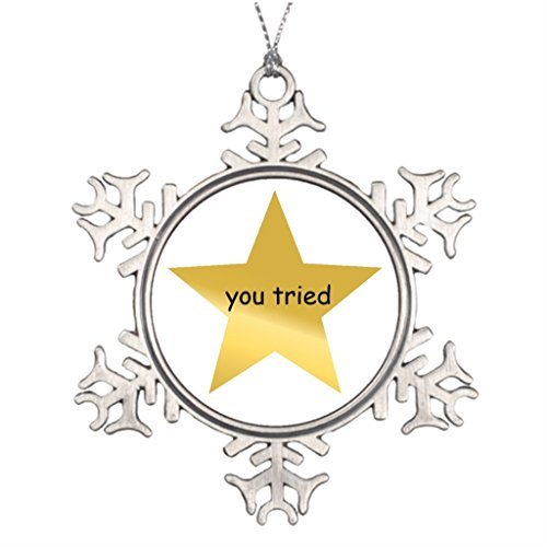 Metal Ornaments Tumblr You Tried Personalised Christmas Tree Decoration Large Christmas Decorations