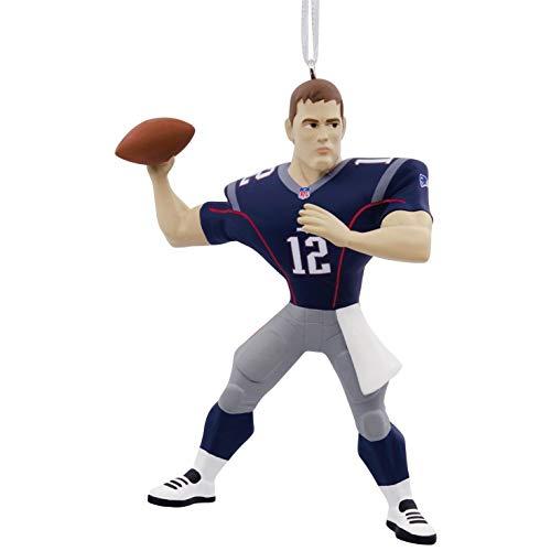 Hallmark NFL New England Patriots Tom Brady Ornament Sports & Activities,City & State