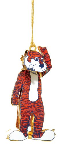 Baldwin University of Auburn Mascot 3-inch Sports Ornament