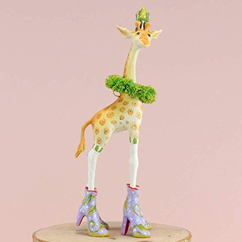 Patience Brewster Mini Janet Giraffe Figural Ornament #31297