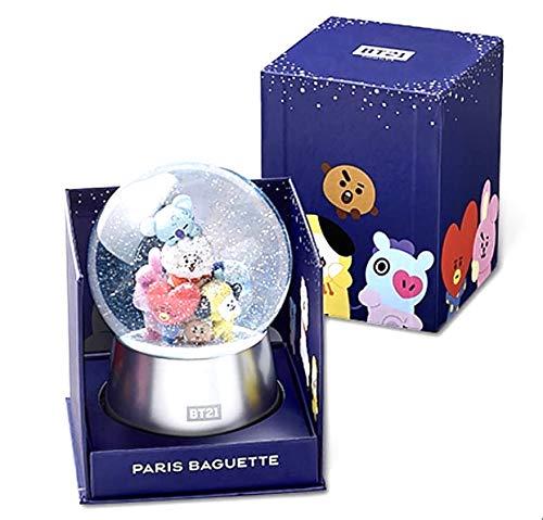 BT21 Snow Globe by Pariscroissant