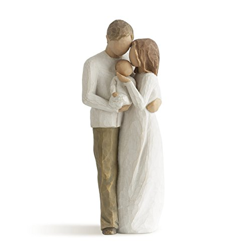 Willow Tree hand-painted sculpted figure, Our Gift