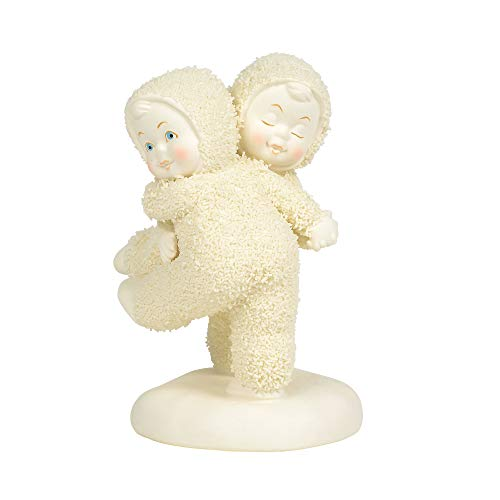 Department 56 Snowbabies Classics Forever Dancing Figurine 4.375″ Multicolor