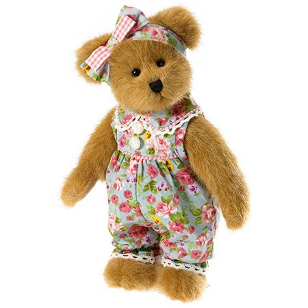 Lainey T. Rosemoor by Boyds Bears 10″ Plush Bear (Fashion Families Rosemoor Collection)