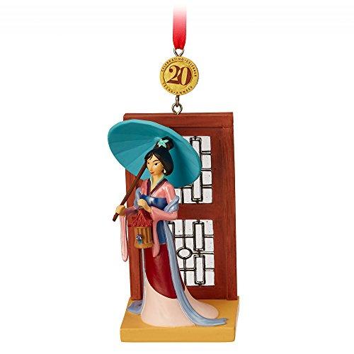Disney Mulan Legacy Sketchbook Ornament – Limited Release