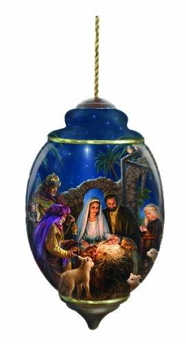 Ne'Qwa Ltd Ed The Holy Nativity Ornament