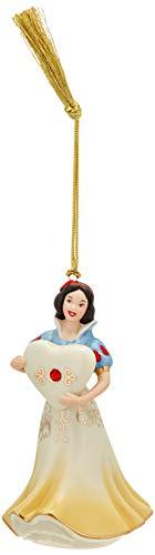 Lenox Princess Snow White Ornament