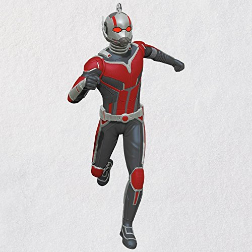 Hallmark Keepsake Christmas Ornament 2018 Year Dated, Marvel Ant-Man and The Wasp, Ant-Man