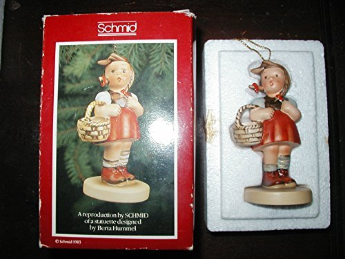 "Schmid 1984 ""Sweetheart"" Annual Ornament"