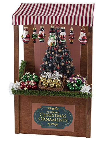 Byers' Choice Ornament Stall #STL4B (New 2019)