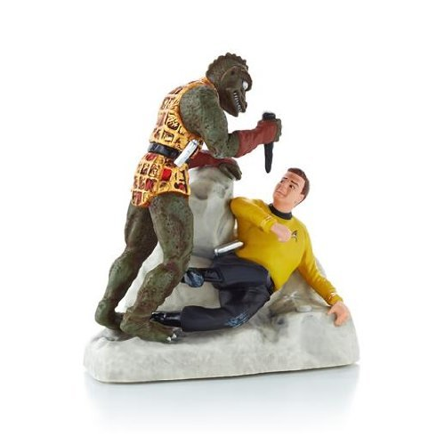 Arena – Star Trek 2013 Hallmark Ornament