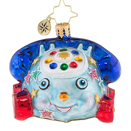 Christopher Radko Dial Up Some Fun Little Gem Christmas Ornament