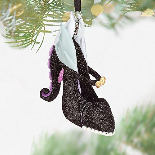 Disney Ursula Shoe Ornament