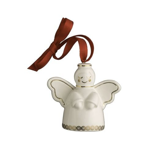 Belleek Angel Mini Ornament