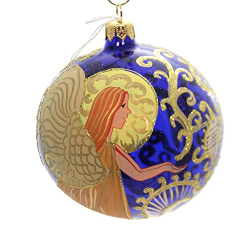 Christina's World Angelic OFFERING Glass Ornament Christmas Pec892