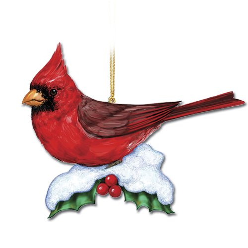 Songbird Christmas Ornaments