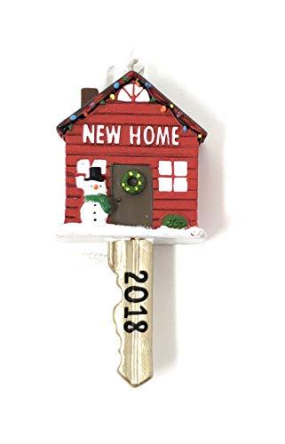Hallmark New Home 2018  Ornament