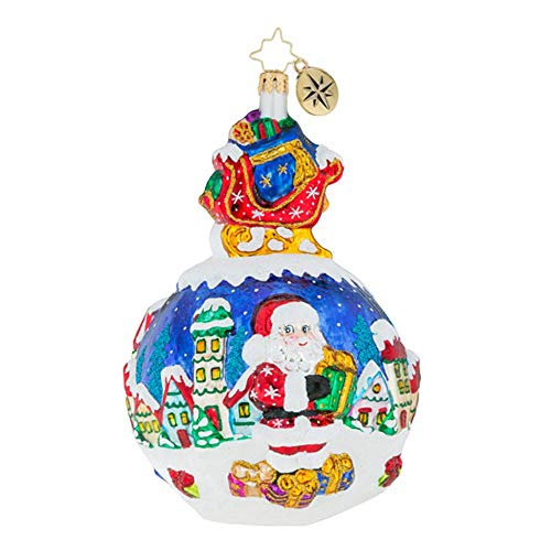 Christopher Radko A Global Affair Christmas Ornament