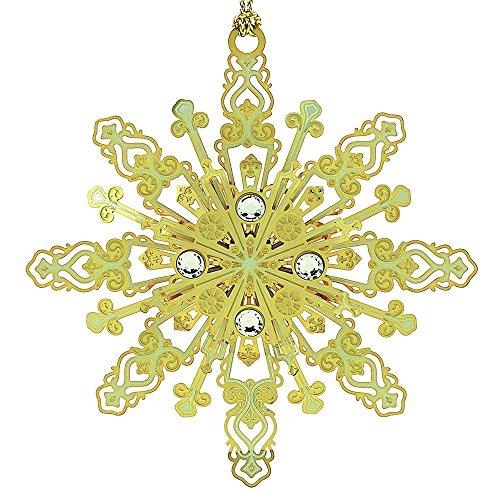 ChemArt Radiant Snowflake
