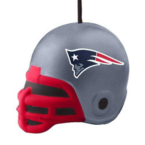 Topperscot New England Patriots Squish Helmet Ornament