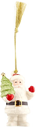 Lenox 868118  China Ornaments Jolly Santa