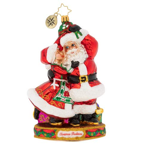 Christopher Radko Dance The Night Away Christmas Ornament, Multicolor