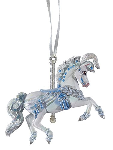 Breyer Winter Whimsy Carousel Ornament