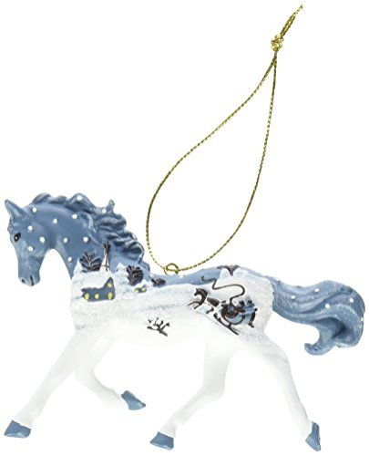 Enesco Trail of Painted Ponies Vintage Greetings Ornament, 3.2 by Enesco